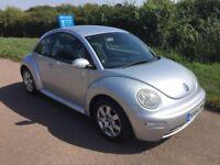 2004 (54) Volkswagen Beetle 2.0 - Service History + Fresh MOT With No Advisories