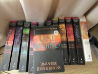 Book Set of 12 - Left Behind Series - REDUCED