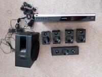 Panasonic 3D Blu-ray Disc Home Cinema surround sound System 600W £90