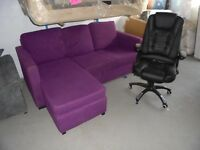 new canceled order corner sofa was £399