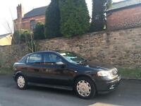 2002 Vauxhall Astra 1.6 Excellent Runner