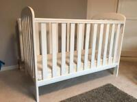 Cot & mattress for sale