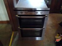 AEG Built in double oven