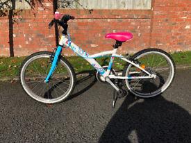 "B'TWIN Kids' 20"" Bike"