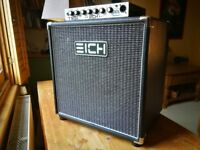 Eich T500 Bass Amp + Eich 112XS Cabinet (with covers)