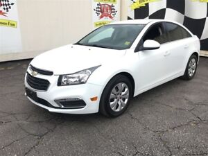 2016 Chevrolet Cruze LT, Auto, Steering Wheel  Controls, Only 33