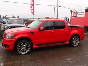 2009 FORD EXPLORER SPORT TRAC LIMITED 4.6L AWD Prince George British Columbia image 2