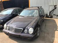 Mercedes e220d automatic cheap bargain