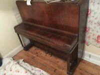 Piano for free. Must collect.