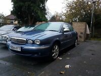 Jaguar X-type 2.0 diesel 4door salon