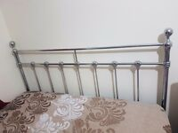 King size bed metal frame!!!!