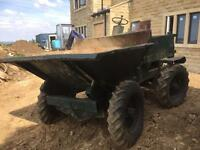 Dumper truck 2 ton Hydrolic Tipp manual or Elec start