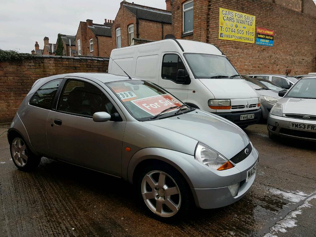2005 ford ka sport 1 6 in leicester leicestershire. Black Bedroom Furniture Sets. Home Design Ideas