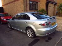 2007 Mazda 6 Tamura