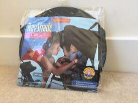 Rayshade buggy sunshade