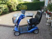 mid size car boot mobility scooter