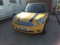 Mini, HATCHBACK, Hatchback, 2008, Manual, 1598 (cc), 3 doors