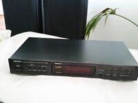 Denon FM/AM Tuner TU 425RD ex top of range model, good sound!