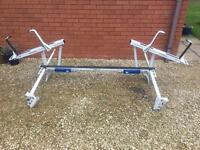 Ford Transit Spares Prime Design ladder rack system Ex British Gas