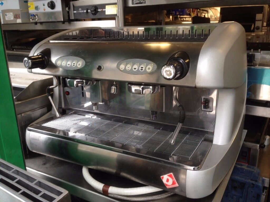 COMMERCIAL CATERING CAFE ESPRESSO COFFEE MACHINE KEBAB CAFETERIA RESTAURANT SANDWICH BAR KITCHEN