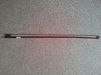 Half price - Violin bow Pernambuco wood