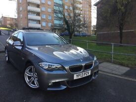 BMW 520D M SPORT ONLY 27000 MILES