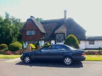 Mercedes S Class W140 S320 1996 LWB + Private Plate (Private sale- I am not a trader)