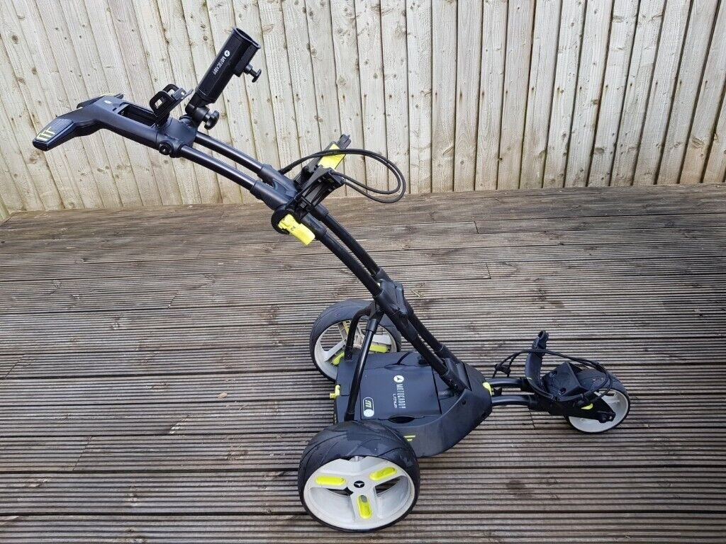 Motocaddy M1 Pro Electric Golf Trolley (Lithium Battery) | in Newport |  Gumtree