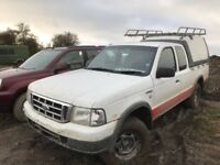 Ford Ranger diesel 2003 year
