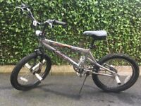 """Mongoose Hoop D 20"""" BMX Trick bike, used in good condition."""