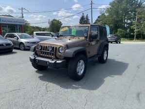 2015 Jeep Wrangler Sport Ready for some mud!(Auto, AC)