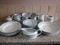 Tea /Coffee Set and Soup Bowls