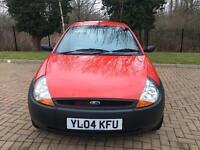 2004 Ford KA 1.3 Petrol *MOT 2018* Low Mileage*