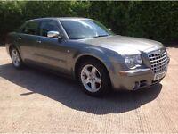 FINANCE AVAILABLE GOOD, BAD OR NO CREDIT**Chrysler 300C 3.0 CRD V6 4dr**