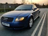 Audi tt 1.8t automatic
