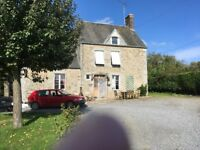 5 bedroom French property & potential gite business in Normandy