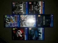 Cheap Ps4 Games Bundle