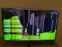 Broken Samsung 43in Smart TV (2020)
