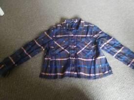 Ladies TU Size 16 Box Shirt