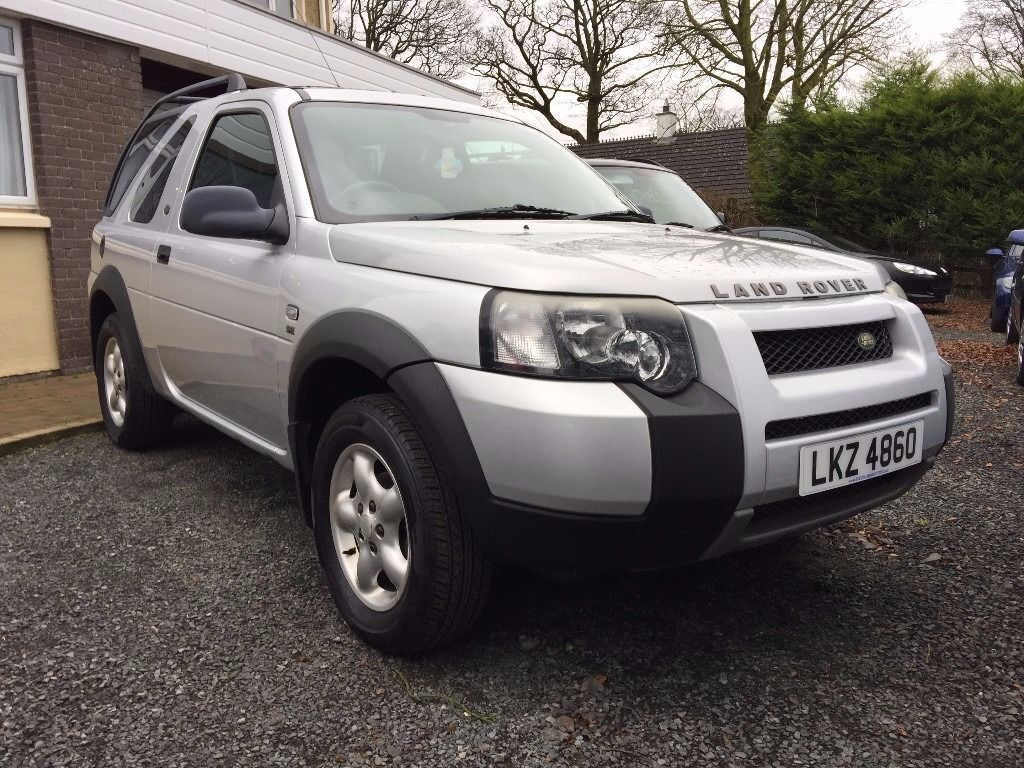 land rover freelander parts manual