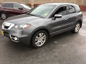 2012 Acura RDX Automatic, Leather, Sunroof, Heated Seats, AWD