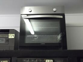 LAMONA BUILT-IN ELECTRIC OVEN+FREE DEL/INSTALLATION/COLLECTION OF YOUR OLD ONE/3 MTHS GUARANTEE