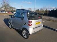 Smart fortwo Passion CDI AUTO CONVERTIBLE FREE TAX cheap car