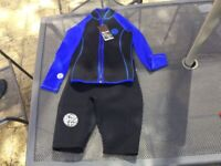 Wetsuit ( two piece) brand new with tags