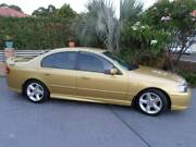 2005 Ford Falcon Sedan XR6 Corlette Port Stephens Area Preview
