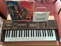Vintage Casio Casiotone Electronic organ Musical Instrument