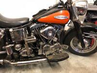 1969 Harley Davidson FL