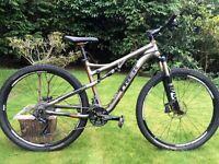 Trek Superfly Elite Mountain Bike For Sale - Amazing Condition