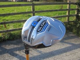 TaylorMade SLDR Driver - LEFT HAND - LIKE NEW !!