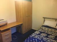 Double Room to rent in 3 Bedroom House